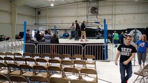 Wrestling Fundraiser was a Huge Success