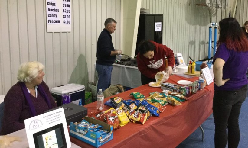 APS Wrestling Benefit