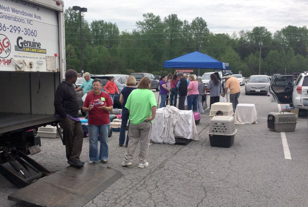 Spay and Neuter Clinic – April
