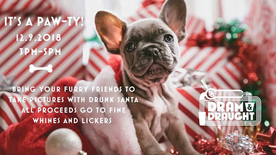 1dab00b1c29 Christmas Fundraiser – Dram and Draught – December 9th - Greensboro ...